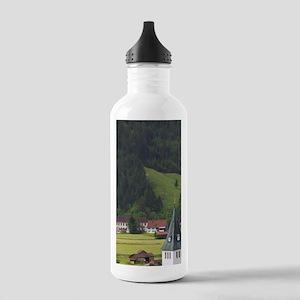 Bad Hindelangrn-Bavari Stainless Water Bottle 1.0L
