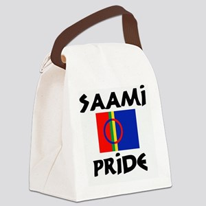 SaamiPride Canvas Lunch Bag