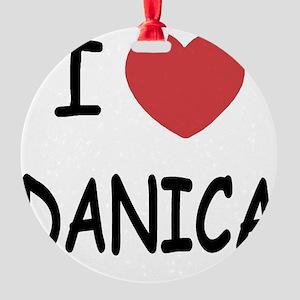 DANICA Round Ornament