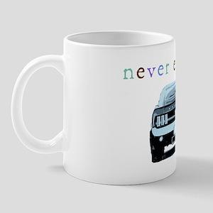 mustangandtitle Mug