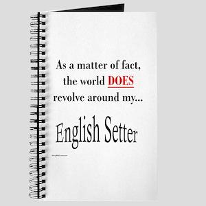English Setter World Journal