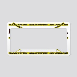 move a body License Plate Holder