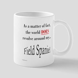 Field Spaniel World Mug