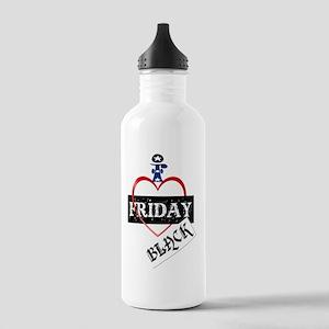 I Love Black Friday Tr Stainless Water Bottle 1.0L