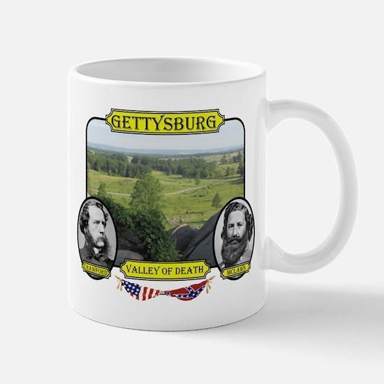 Gettysburg - Valley of Death Mugs