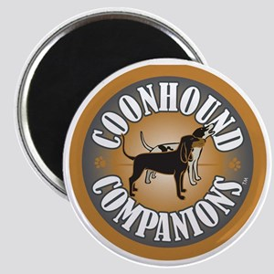 Coonhound-Companion-logo_embroidery Magnet