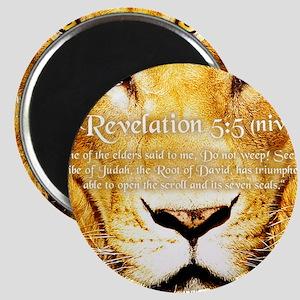 Lion of Judah3 Magnet