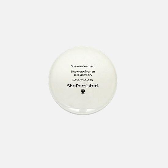 Let it be Mini Button