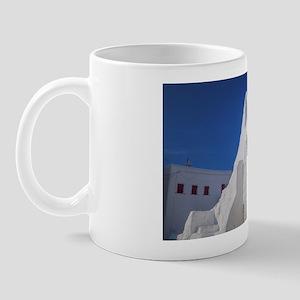Architecture of Mykonos, Greece Mug