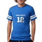 Personalize Team Number T-Shirt
