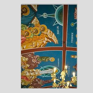 Filia: Limonos Monastery, Postcards (Package of 8)