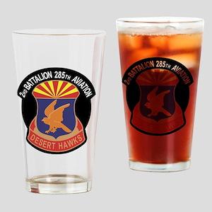 285Aviation Bn Drinking Glass