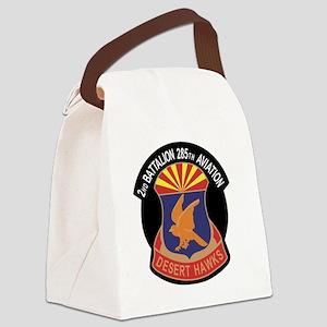 285Aviation Bn Canvas Lunch Bag