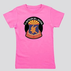 285Aviation Bn Girl's Tee