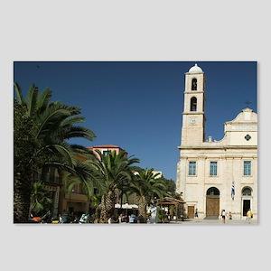 Hania: Hania Greek Orthdo Postcards (Package of 8)