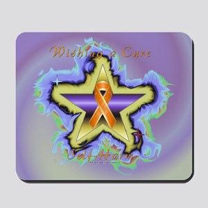 Self Harm Wish Star Mousepad