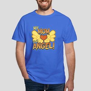 My Mom Angel Dark T-Shirt