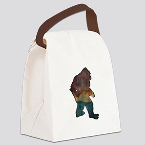 STRUTTER FOREST Canvas Lunch Bag
