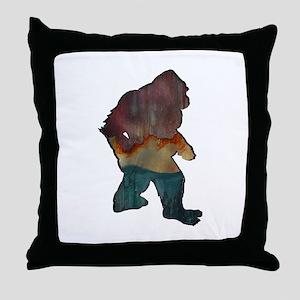 STRUTTER FOREST Throw Pillow
