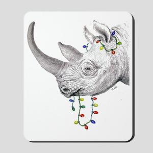 rhinolights Mousepad