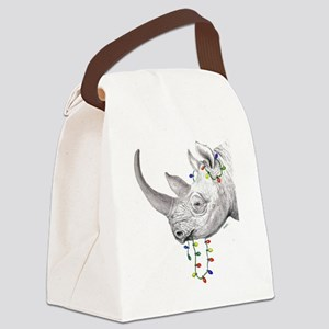 rhinolights Canvas Lunch Bag