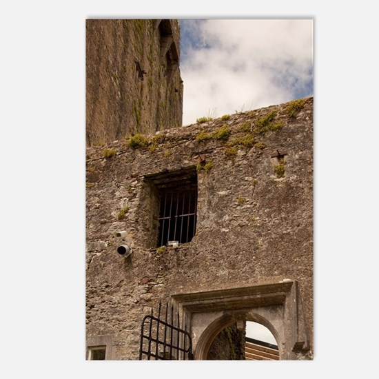 The Blarney Castle at the Postcards (Package of 8)