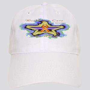 Self Harm Wish Star Baseball Cap