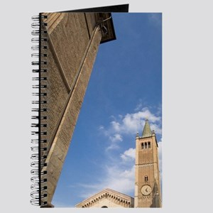 Duomo (Cathedral) and Baptistry, Parma, Em Journal