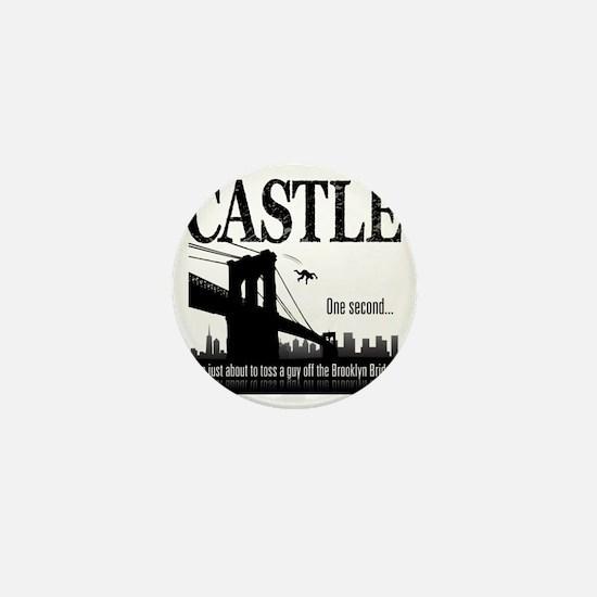 Castle_BrooklynBridge_lite Mini Button