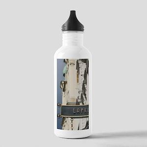 PECS: Kiraly utca Stre Stainless Water Bottle 1.0L