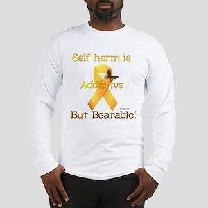 SI Beatable Long Sleeve T-Shirt