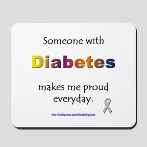 Diabetes Pride Mousepad