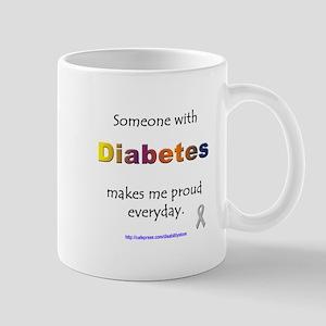 Diabetes Pride Mug