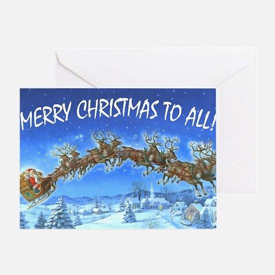 SANDERSON_HO HO HO Greeting Card