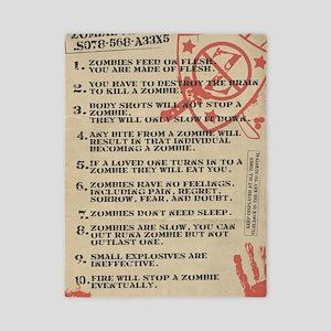 The Walking Dead Bed Bath Cafepress