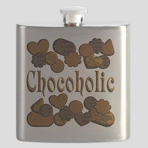 chocoholic Flask