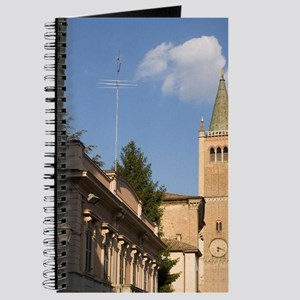 Strada Duomo, Duomo Bell Tower and Baptist Journal
