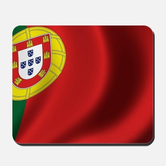 portugal_flag Mousepad