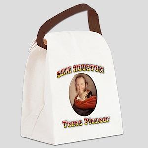 houston Canvas Lunch Bag