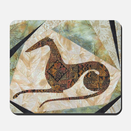 Tribal Square Mousepad