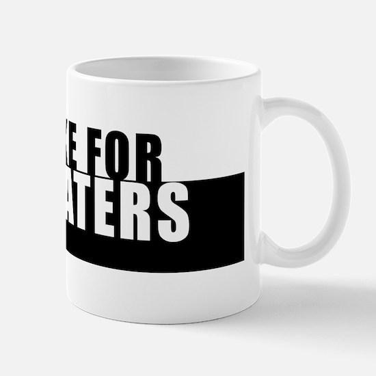 I BREAK for TAILGATERS Mug