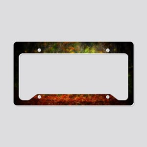 Ready or Not License Plate Holder