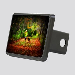 Ready or Not Rectangular Hitch Cover