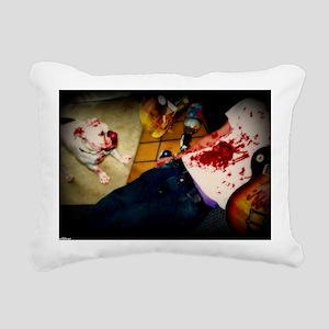 LiverLittle Rectangular Canvas Pillow