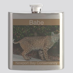 Babe NBC T-Shirt Flask