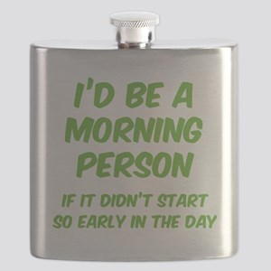 morningPersonEarly3 Flask