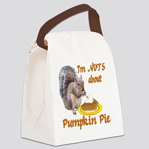 pumpkinpie2 Canvas Lunch Bag