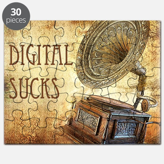 Digital Sucks Puzzle