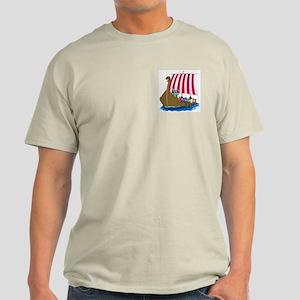 Viking Ship Light T-Shirt