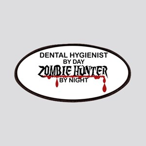 Zombie Hunter - Dental Hygienist Patches